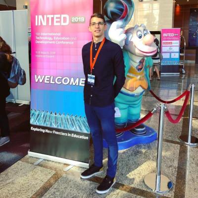 Sudjelovanje na konferenciji INTED2019