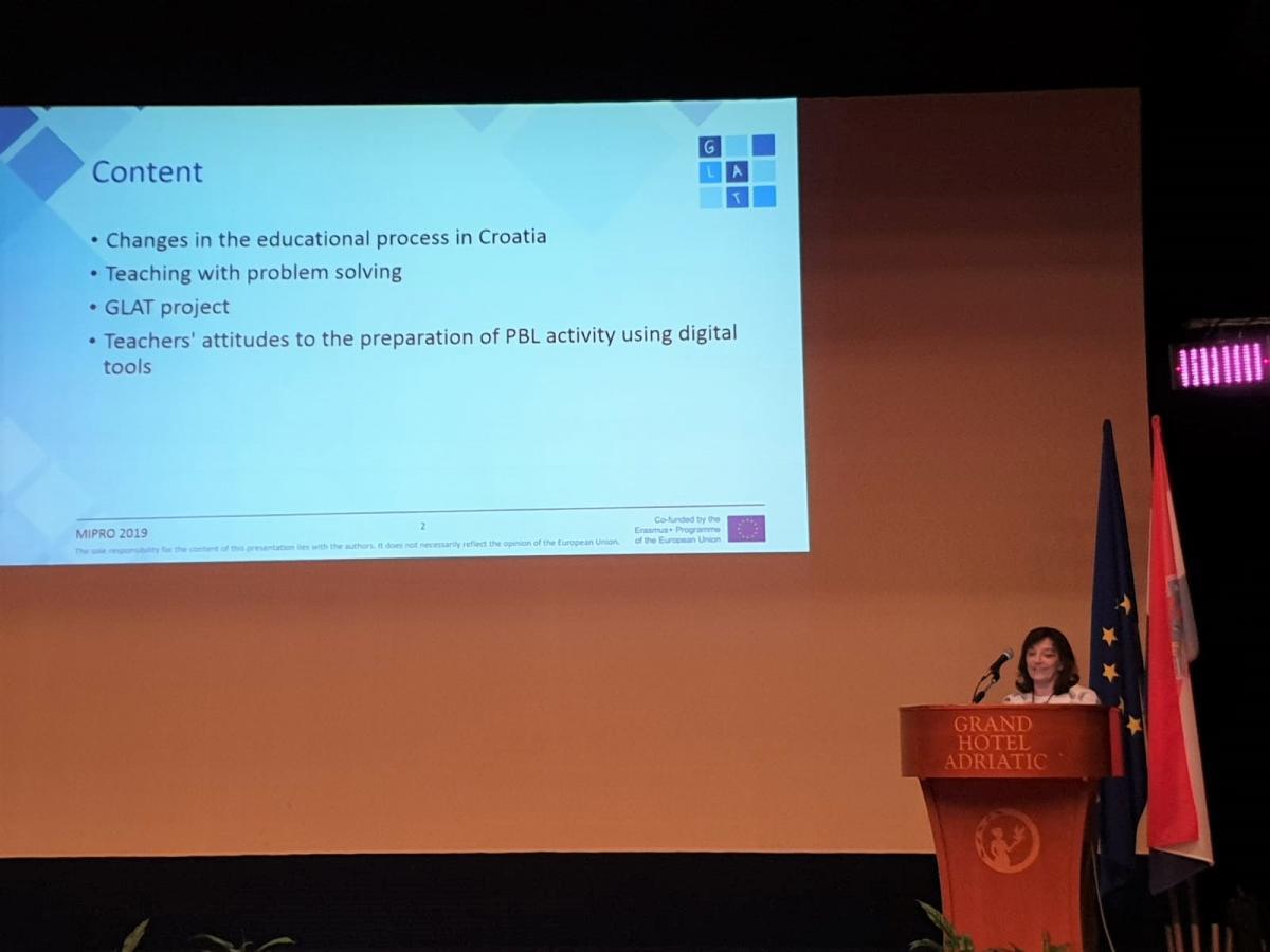 Predstavljanje rezultata istraživanja na konferenciji MIPRO2019