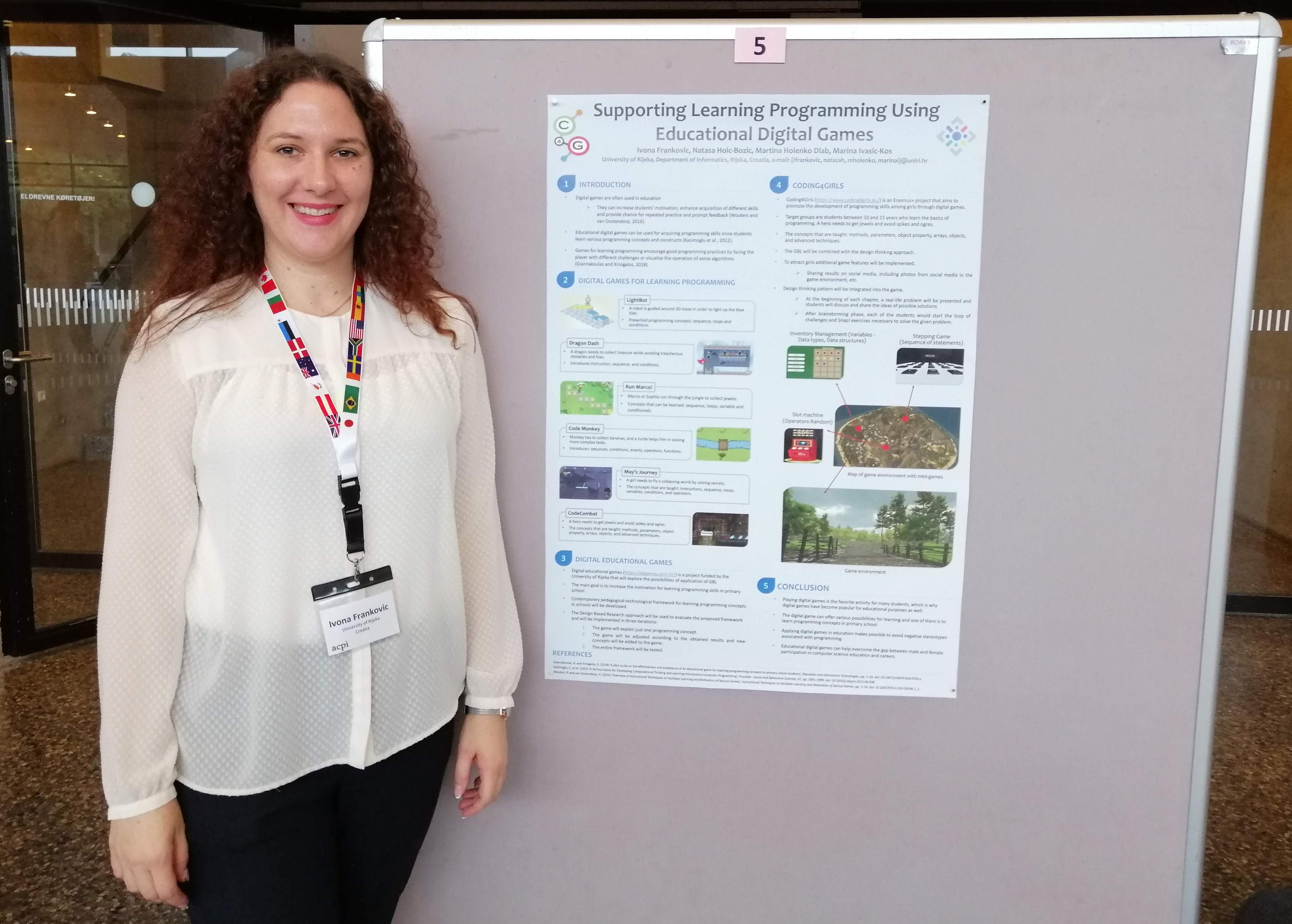 Sudjelovanje na ECGBL 2019 konferenciji