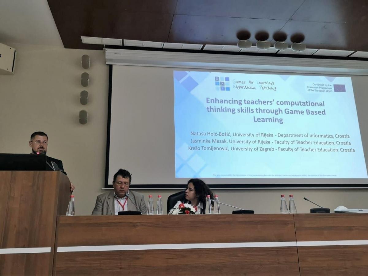Sudjelovanje na SLET-2019 konferenciji
